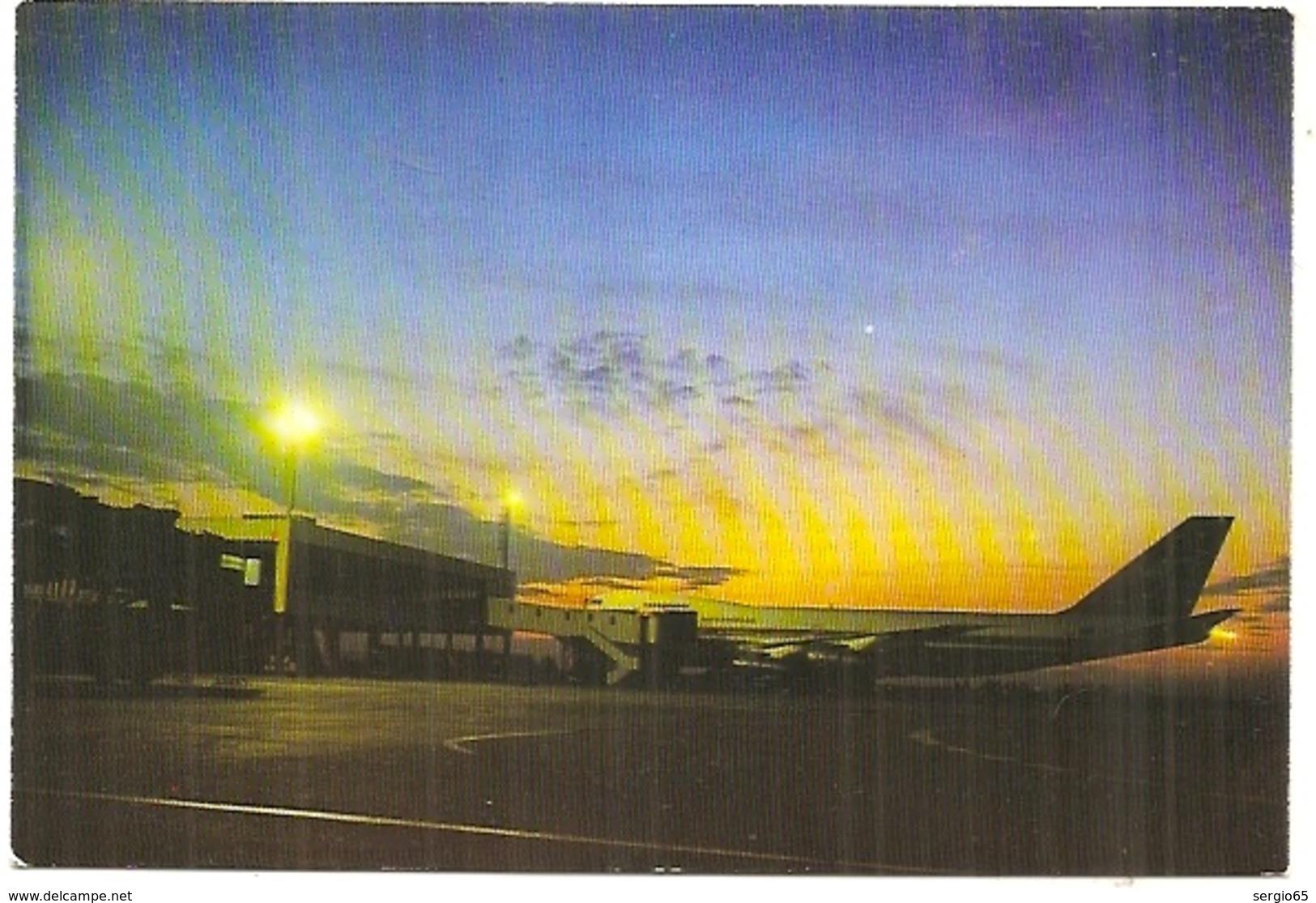 Beograd-Aerodrom- Boing 747 -not Traveled FNRJ - Serbie