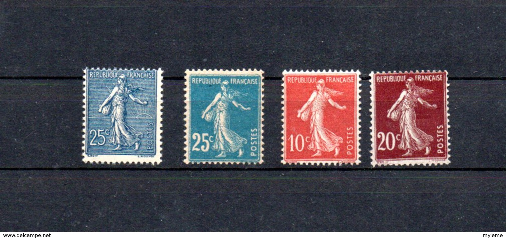 Lot De Timbres **. Côte 277 Euros. A Saisir !!! - Collections (en Albums)