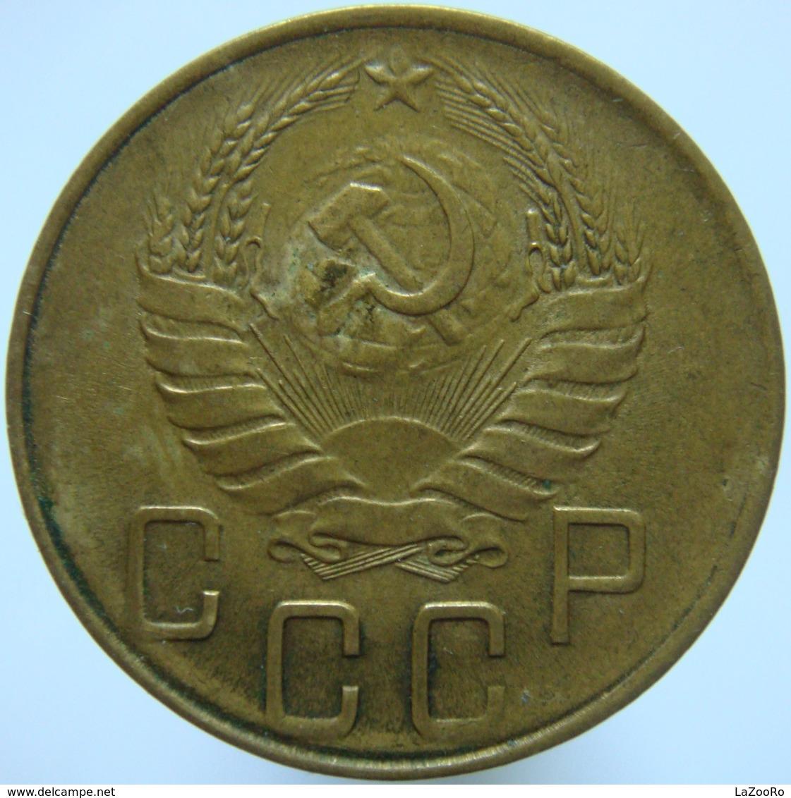 Russia 5 Kopeks 1940 XF - Russia