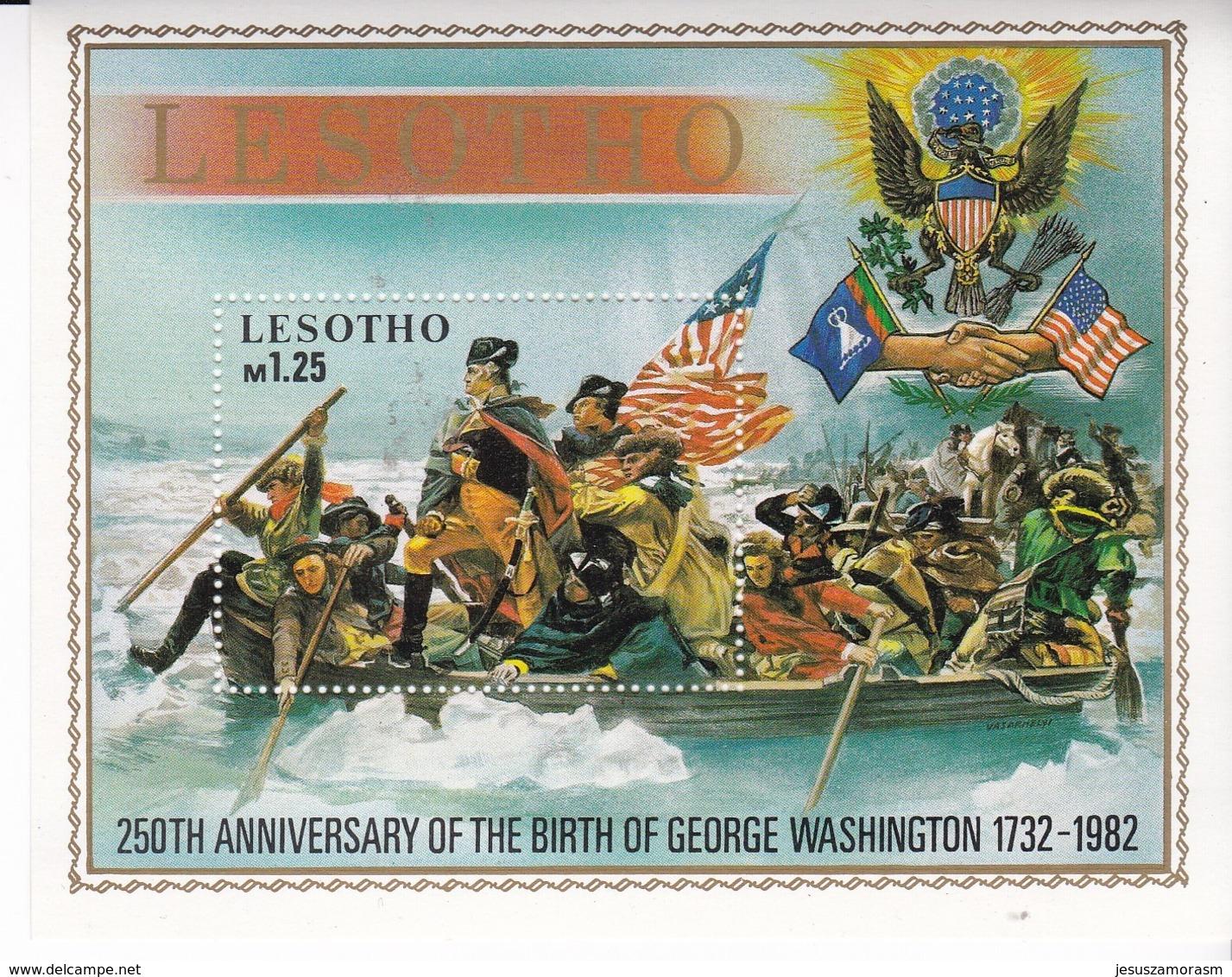 Lesotho Hb 15 - Lesotho (1966-...)
