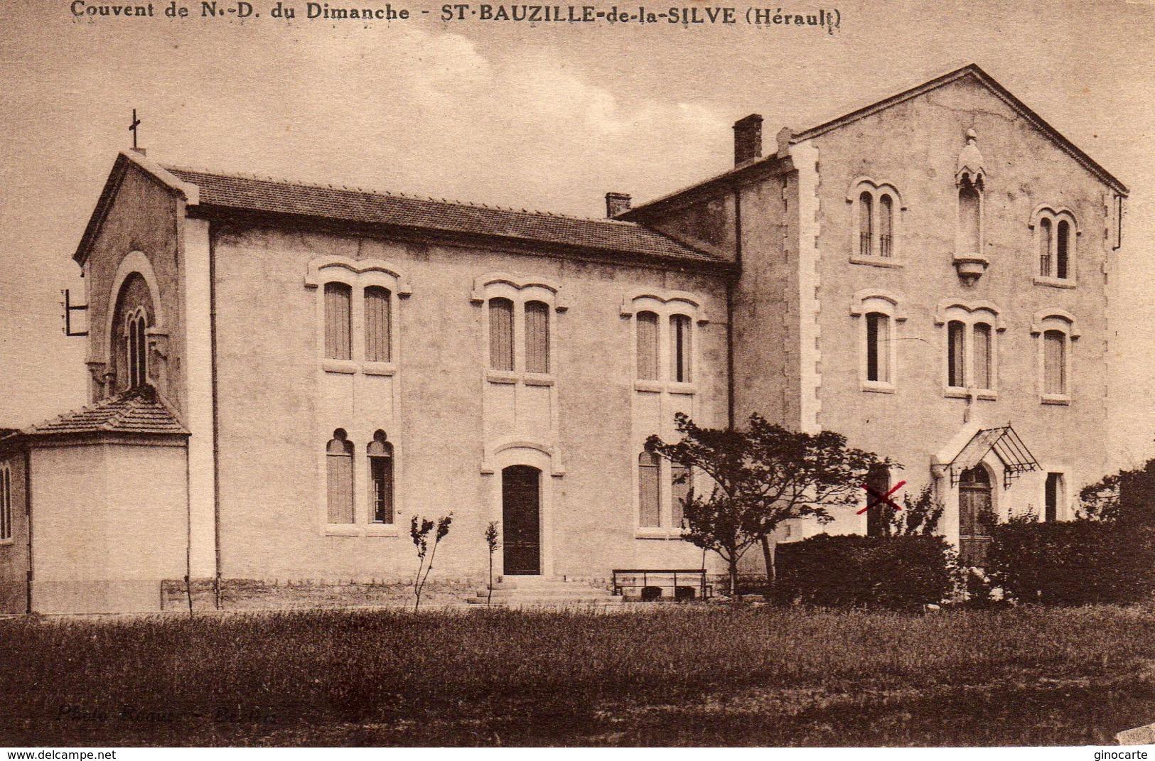 St Saint Bauzille De La Silve - France