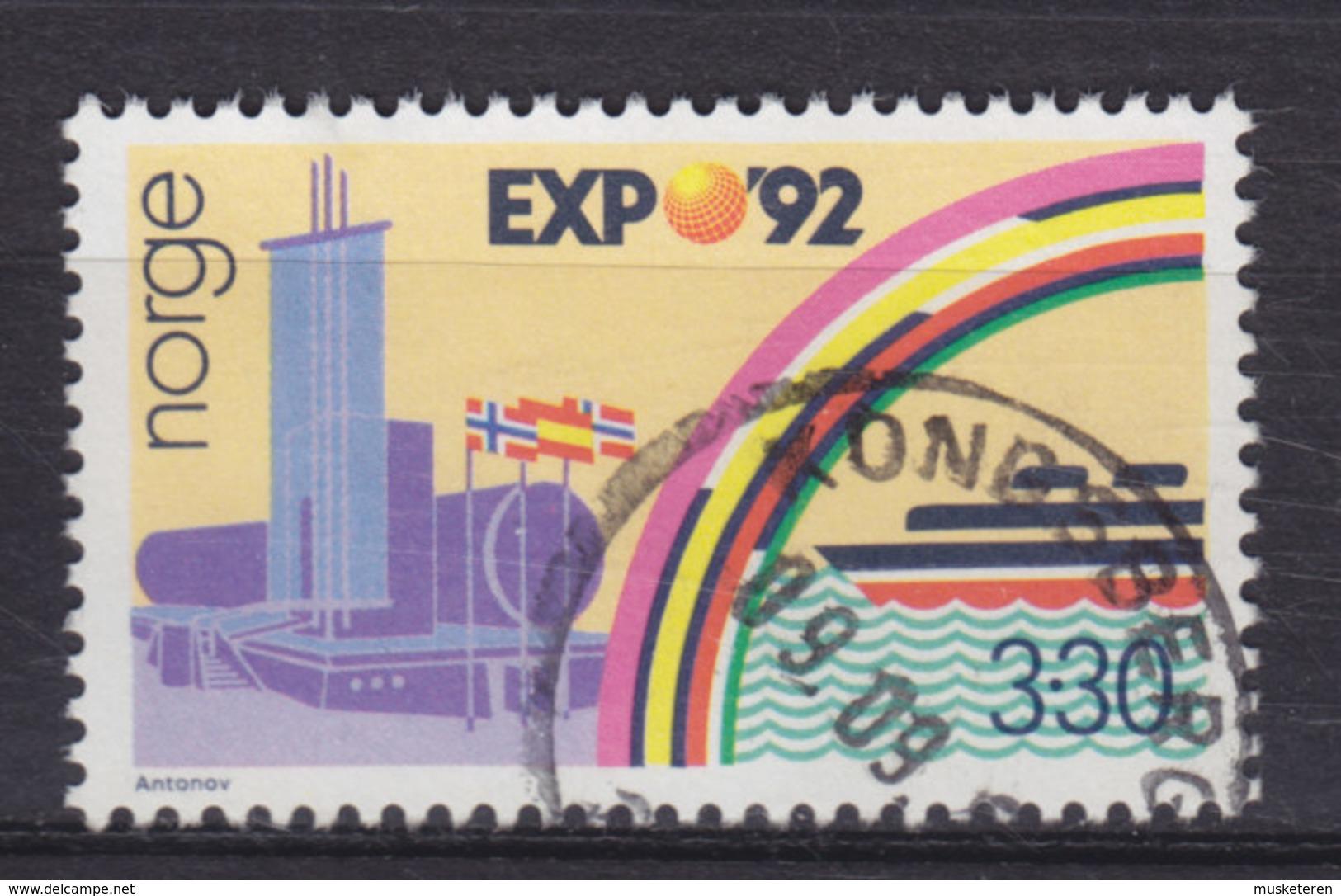 Norway 1992 Mi. 1094      3.30 Kr Weltausstellung EXPO '92 Sevilla - Gebraucht