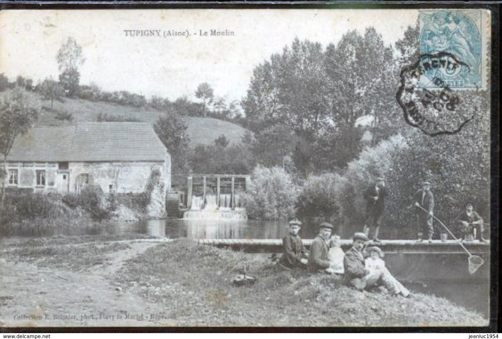 TUPIGNY LE MOULIN - Frankreich