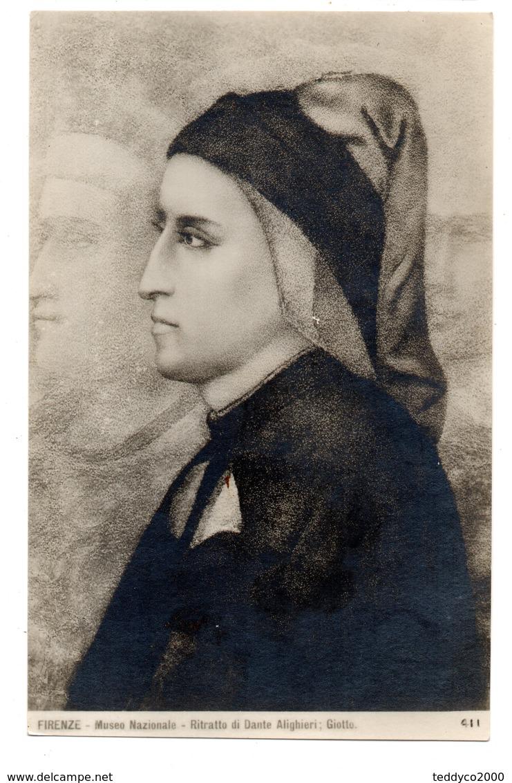 FIRENZE Museo Nazionale Ritratto Di Dante Alighieri: Giotto - Museum