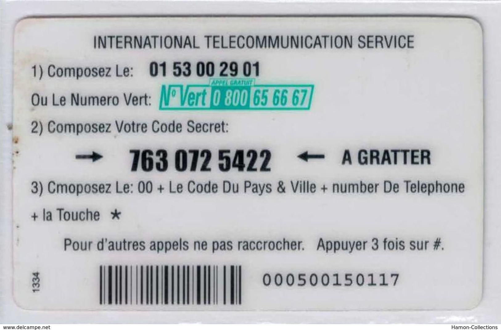 TOP COLLECTION  - Carte Prépayée Française - Voir Scans - Andere Voorafbetaalde Kaarten