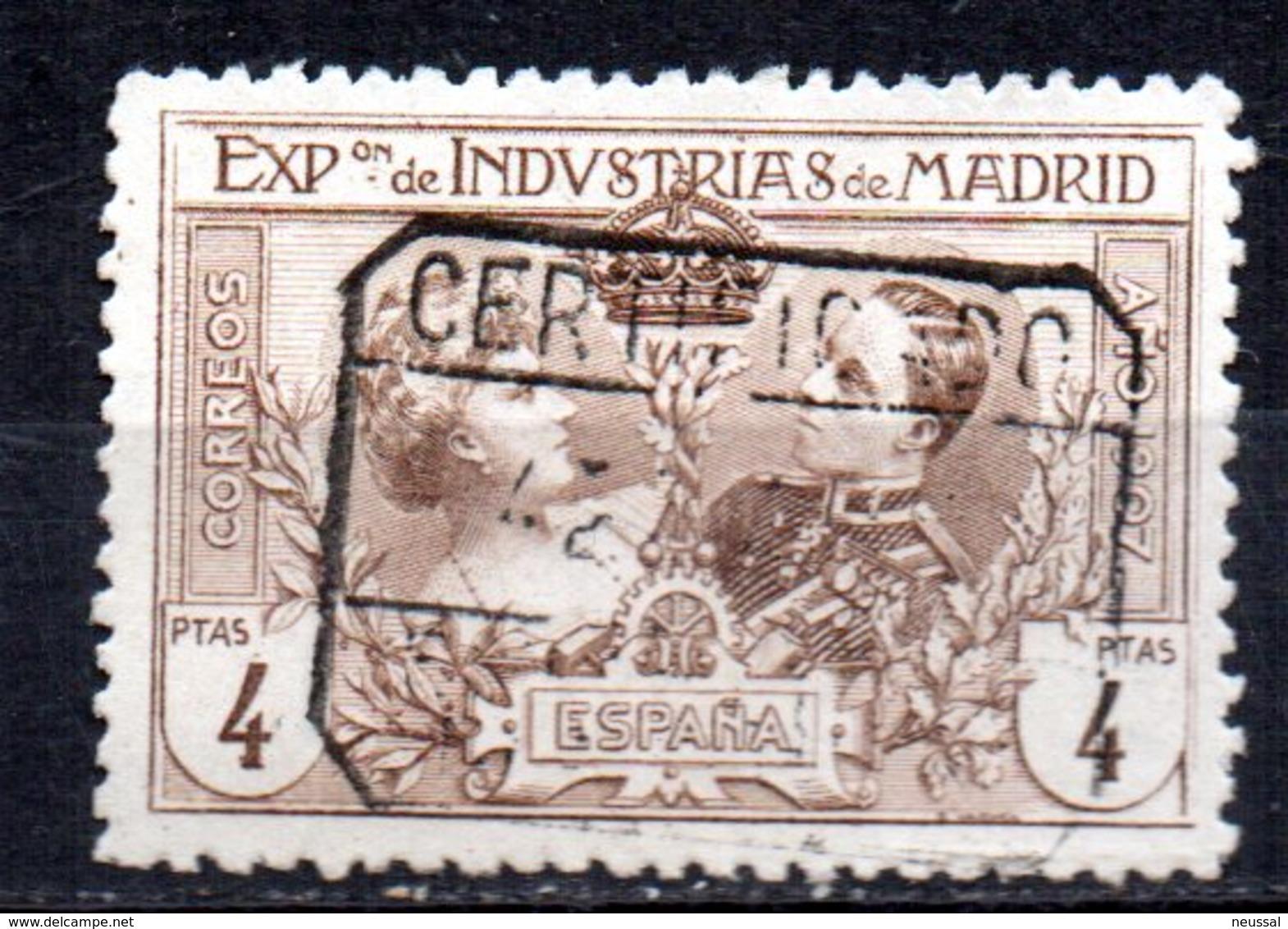 Sello Nº SR6 España - Usados