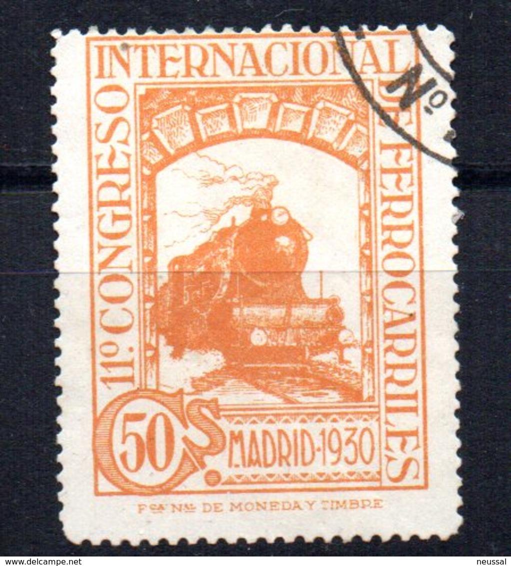 Sello Nº 478  España - 1889-1931 Reino: Alfonso XIII