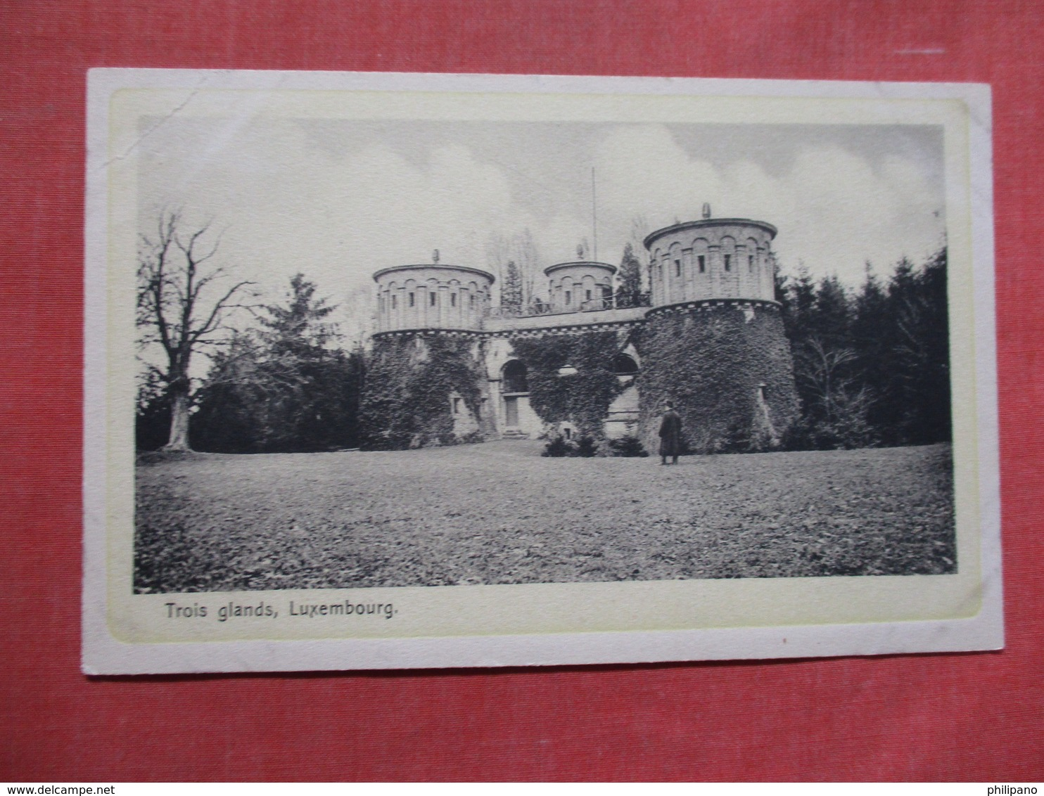 Luxembourg > Trols Glands     Ref 3758 - Postkaarten