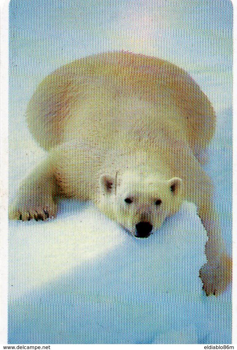 UNITED STATES - B.E.L. - THEMATIC ANIMALS POLAR BEAR - MINT - Andere