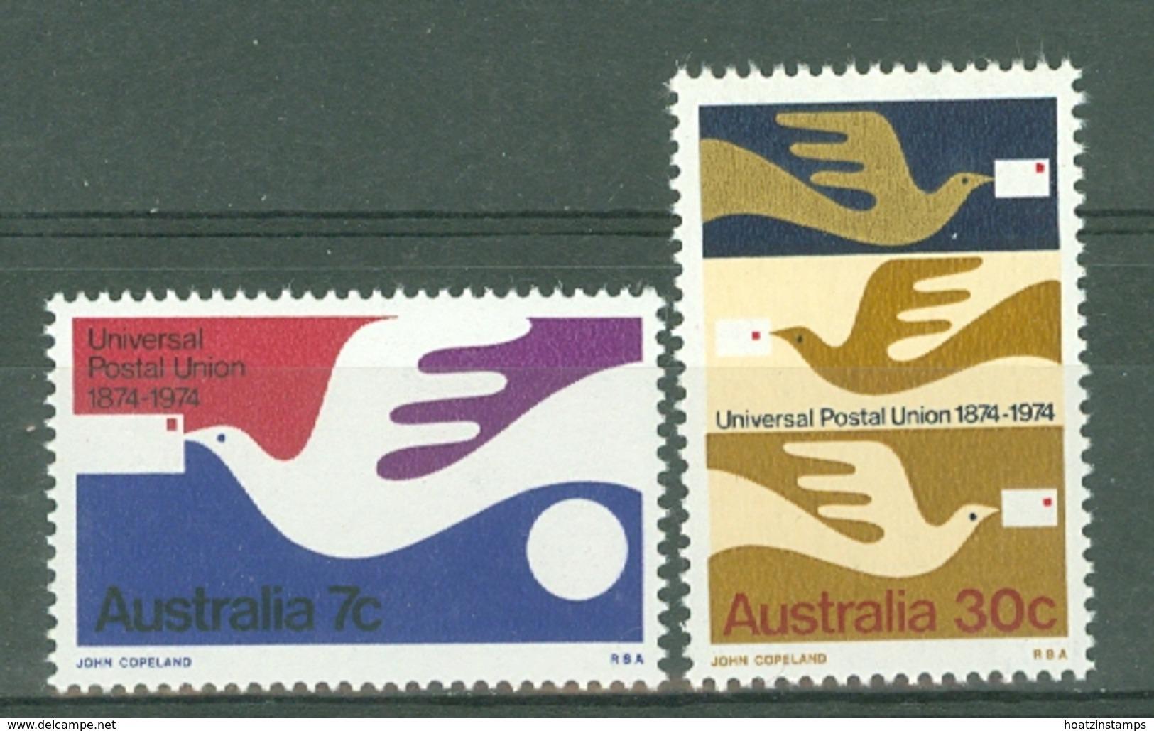 Australia: 1974   U.P.U. Centenary    MNH - 1966-79 Elizabeth II