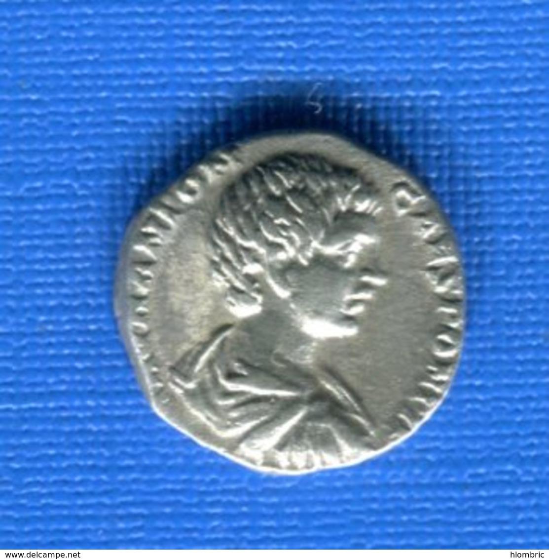 Geta  209 /212 Denier - 4. The Severans (193 AD To 235 AD)