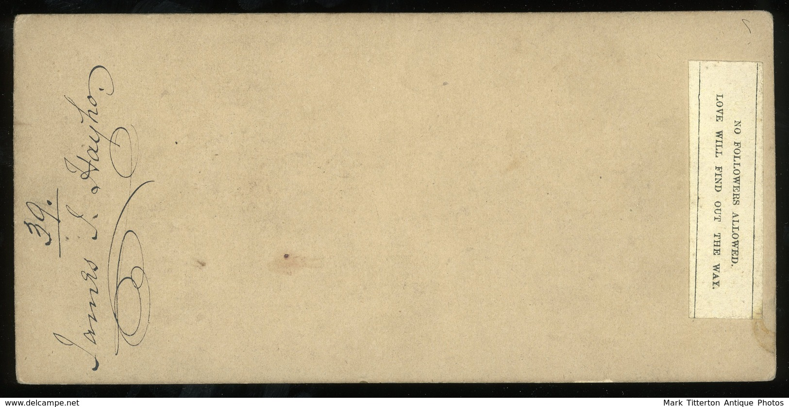 Tinted Stereoview - Victorian Genre Scene - Stereoscopi