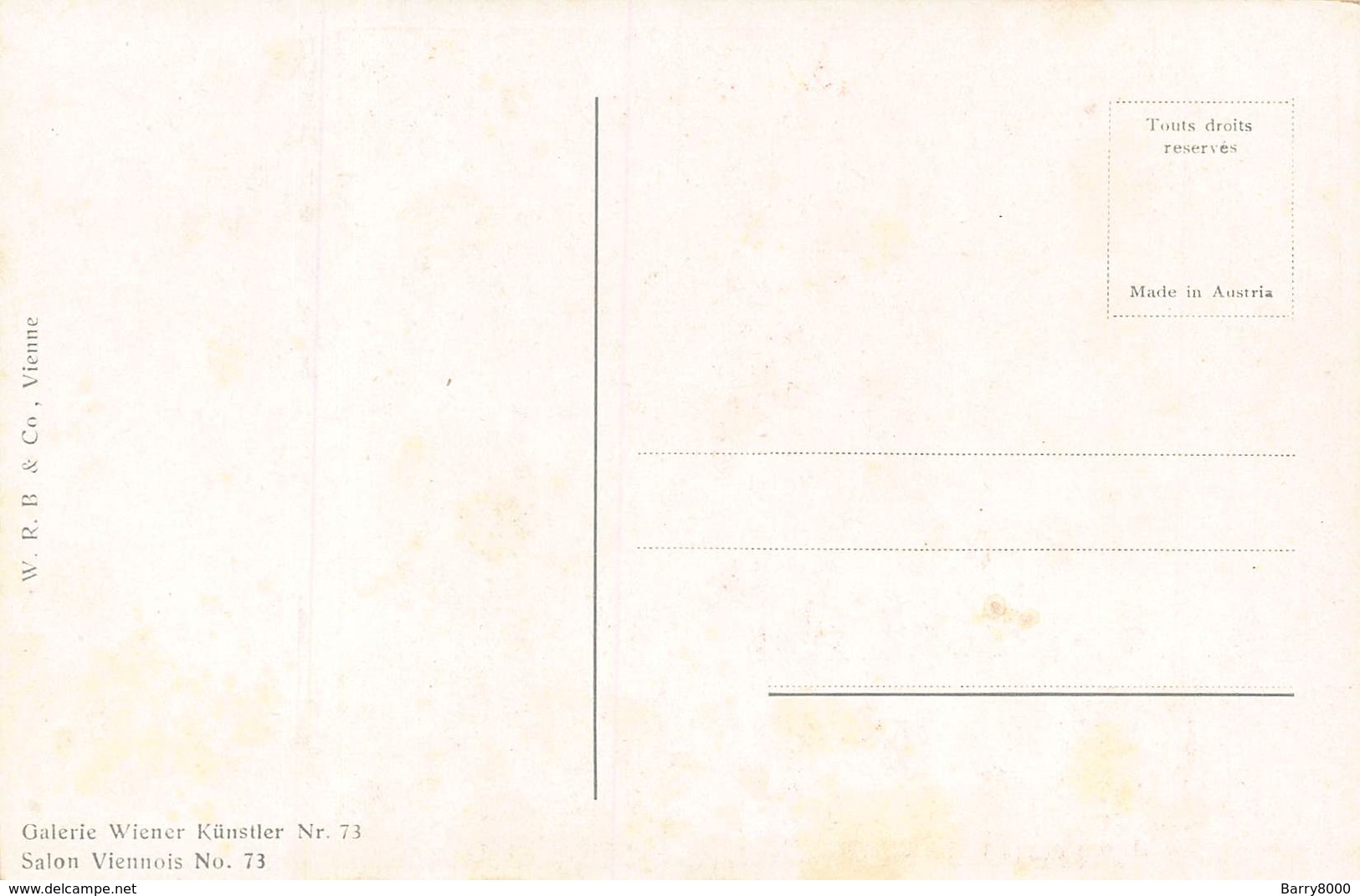 Schilderijen Jehudo Epstein  Pinx Versehgang O Le Sacrement Galerie Wiener Künstler Nr 15     Barry 2888 - Otros Ilustradores