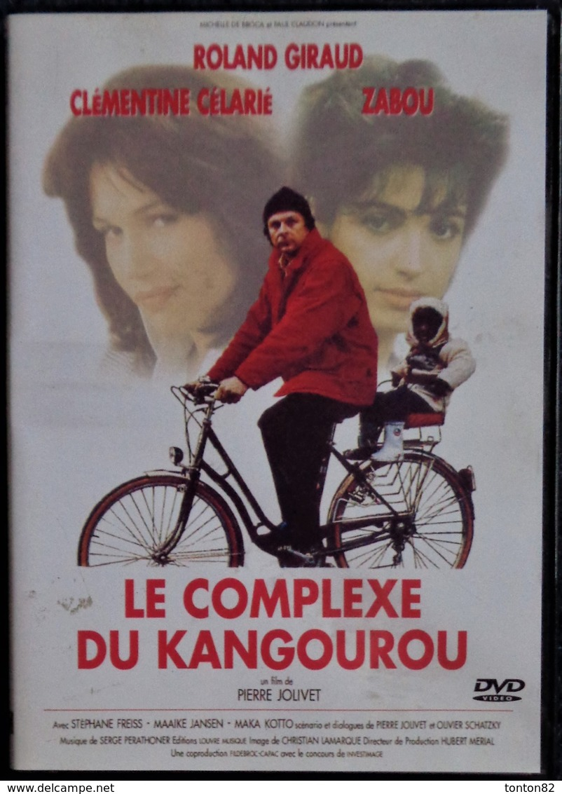 Le Complexe Du Kangourou - Film De Pierre Jolivet - Roland Giraud - Clémentine Célarié - Zabou . - Komedie
