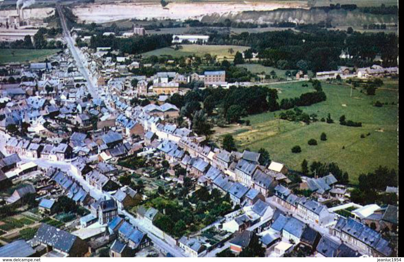 ORIGNY STE BENOITE - Francia