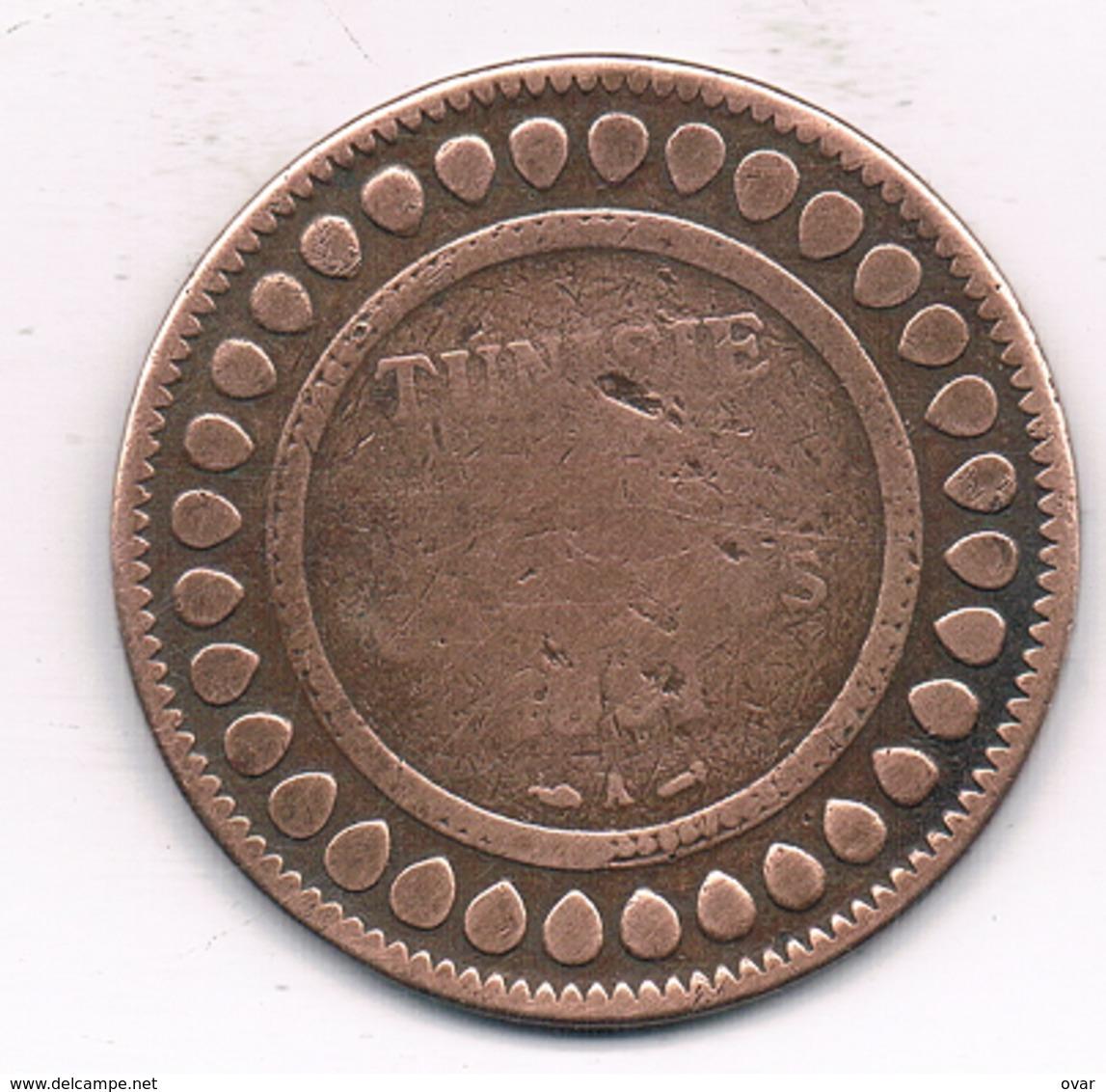 10 CENTIMES  A 1318 AH  TUNESIE /9201/ - Tunisie