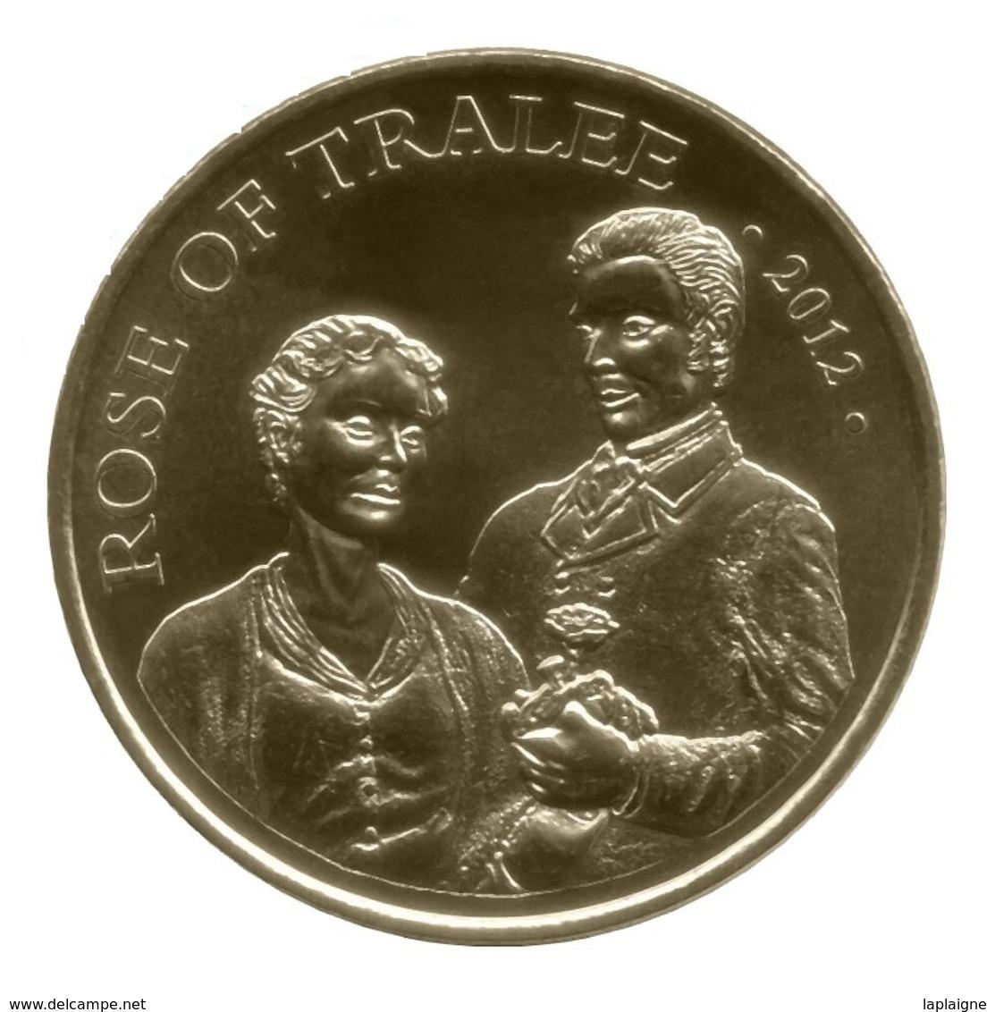 Monnaie De Paris , 2012 , Tralee-CO Kerry , Rose Of Tralee 2012 - Monnaie De Paris