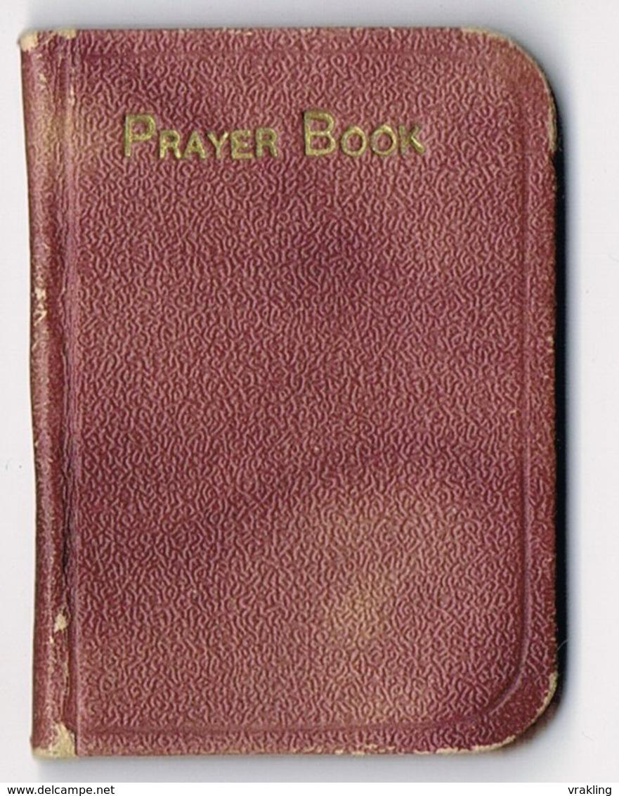 DO 15419 KLEIN PRAYER BOOK D.J.CARD.MERCIER BLZ 93 ZIE SCANS - Christianity, Bibles