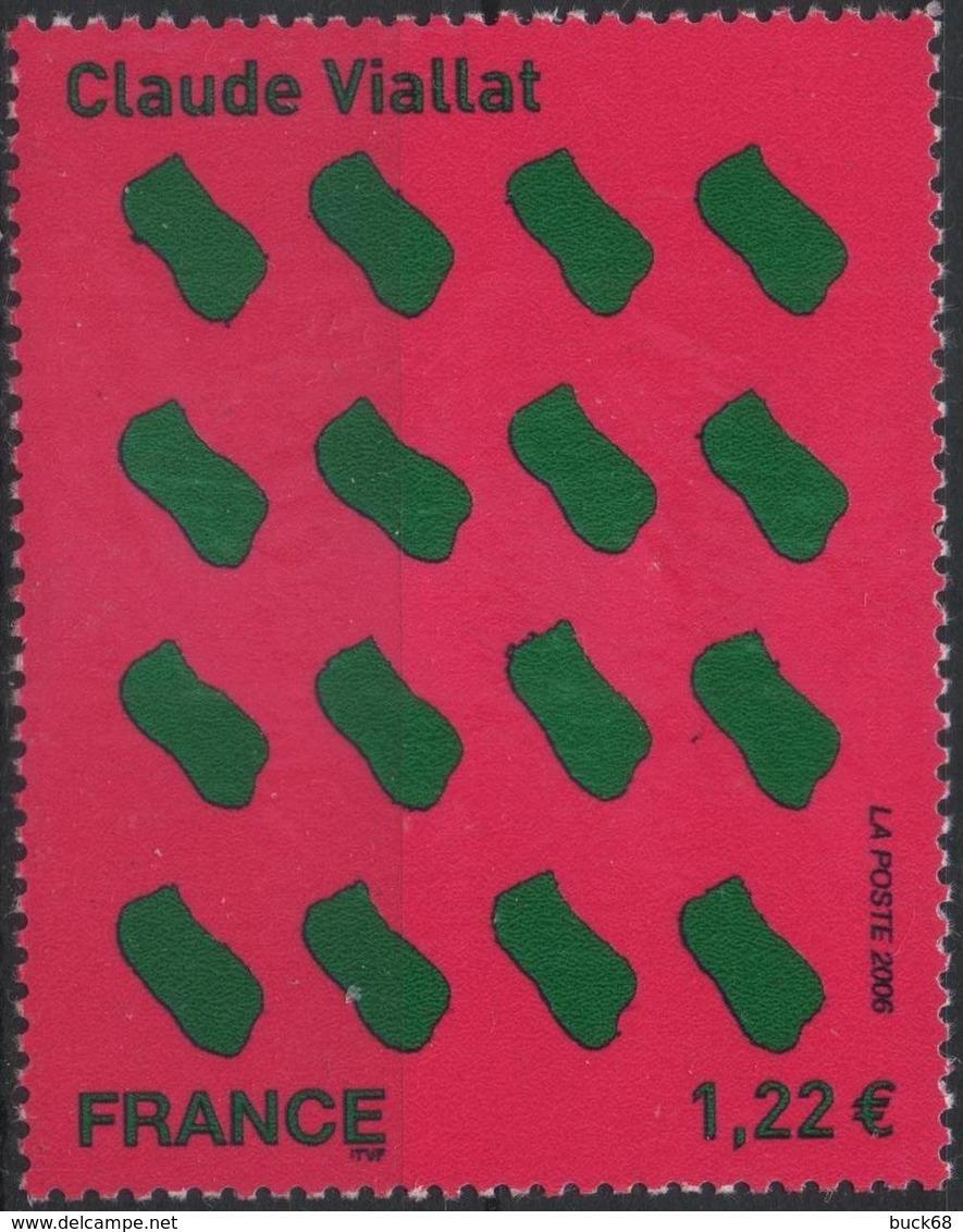 FRANCE Poste 3916 ** Tableau Claude VIALAT : Oeuvre Sur Cape De Toréro - Unused Stamps