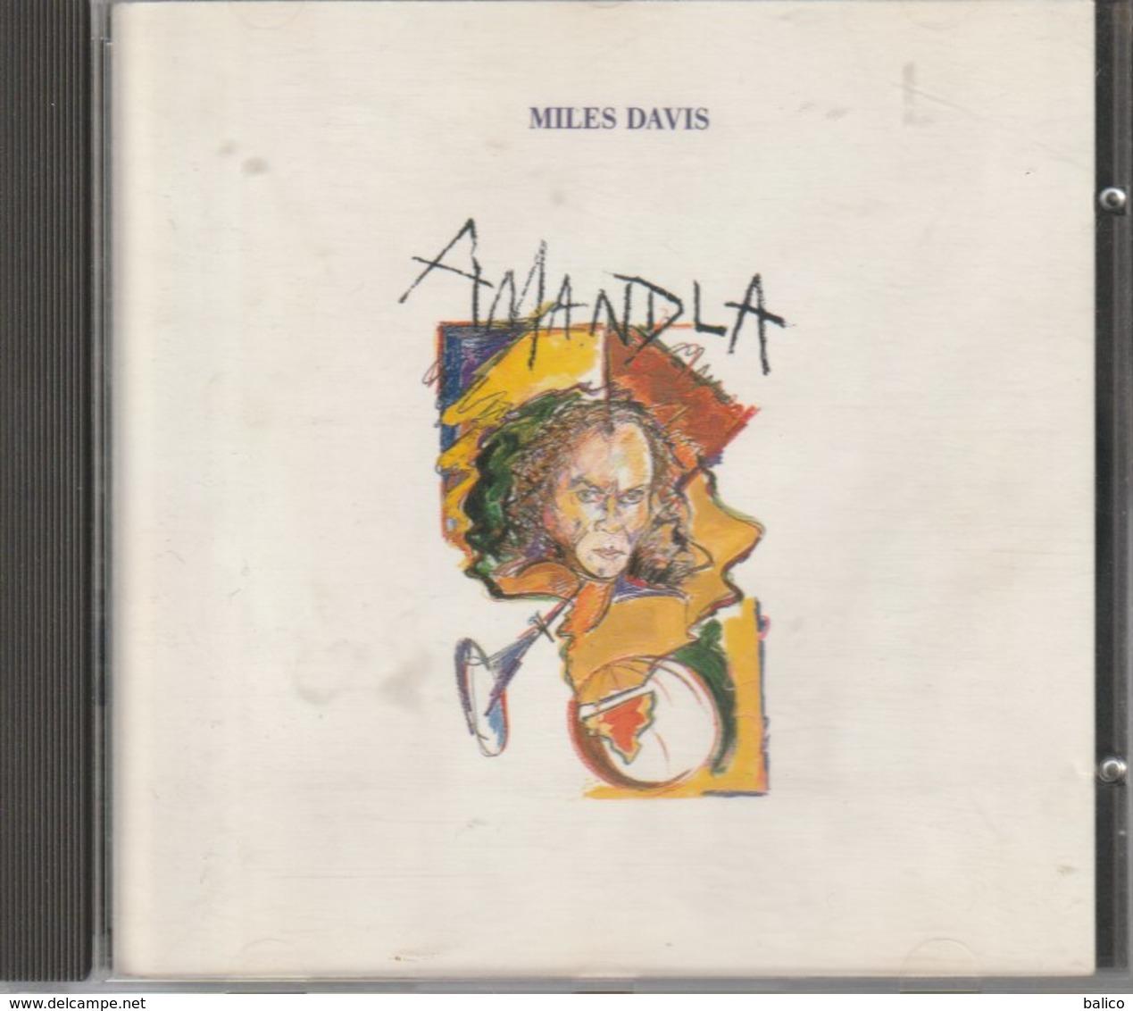 Miles Davis  - Amandla - 8 Titres - Jazz