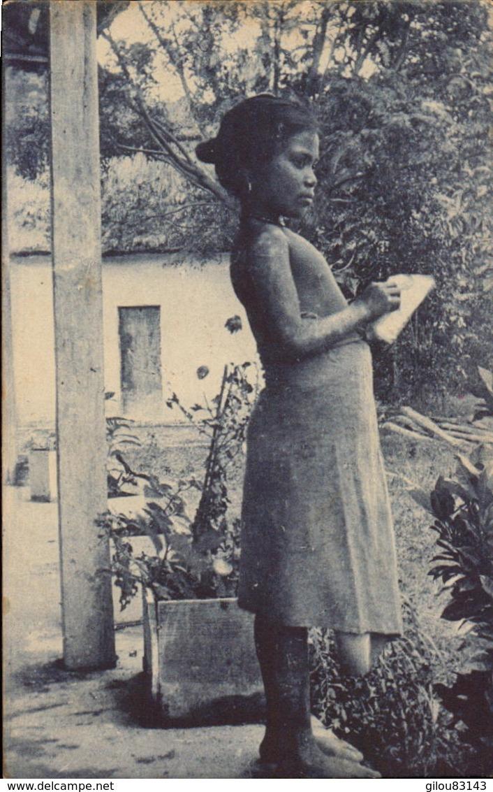Indonesie, Timor, Portugues, Tipos, Costumes       (bon Etat) - Oost-Timor