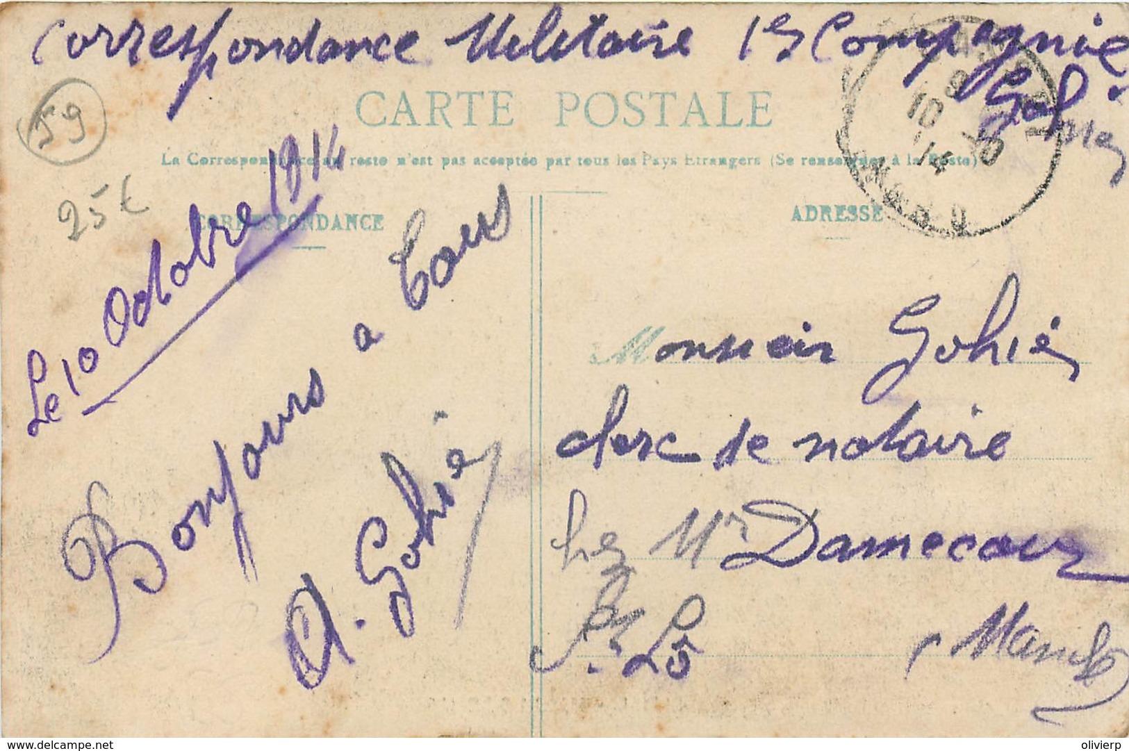 France - 59 - Cassel - Hôtel Loorius - Cassel