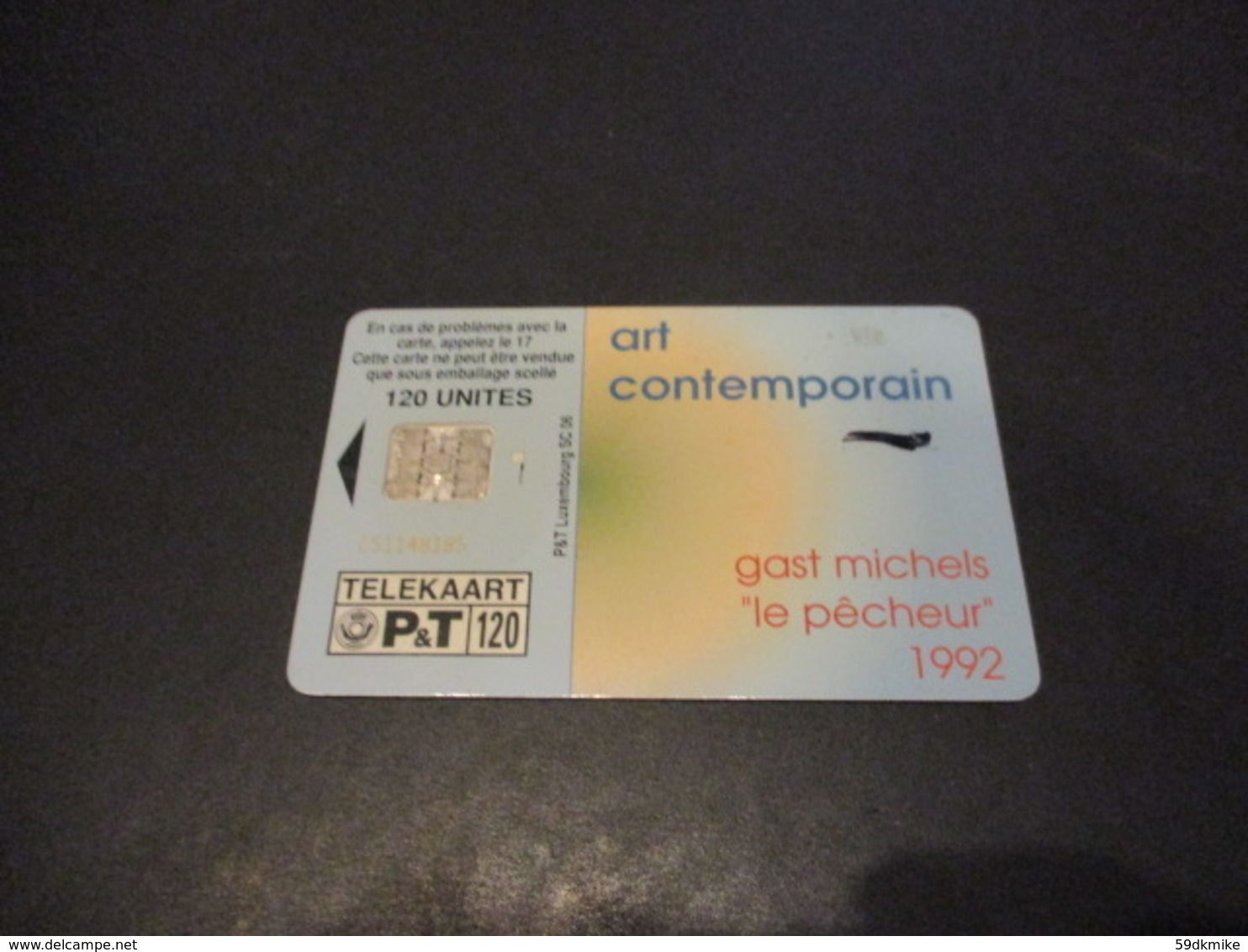 Télécarte - Phonecard - Luxembourg - Luxemburg