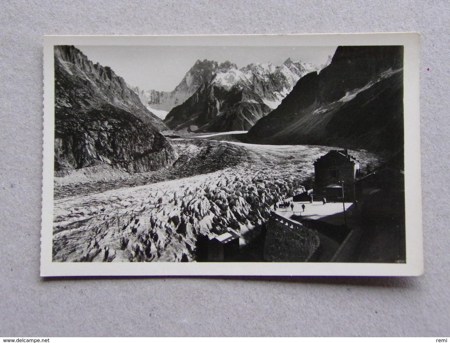 74 La MER De GLACE Et La Gare De MONTENVERS Chamonix-Mont-Blanc - Chamonix-Mont-Blanc