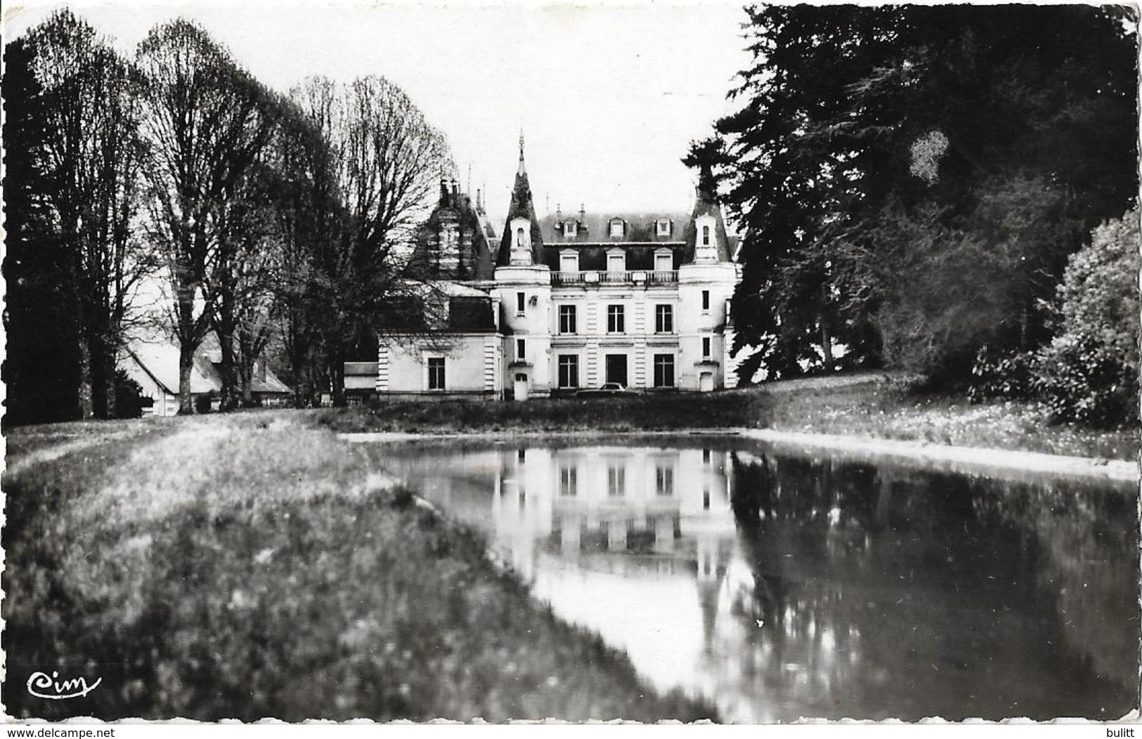 NOUZILLY - Château De La Roche D'Ambille - France