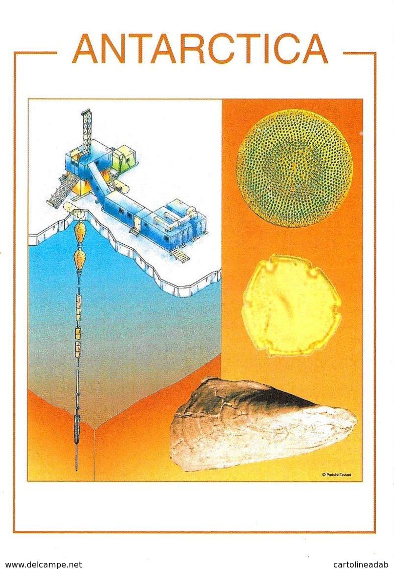 [MD4113] CPM - MOSTRA UNIVERSO 2000 - BOLOGNA - CAPE ROBERTS PROJECT - CON ANNULLO 26.3.2000 - PERFETTA - NV - Manifestazioni
