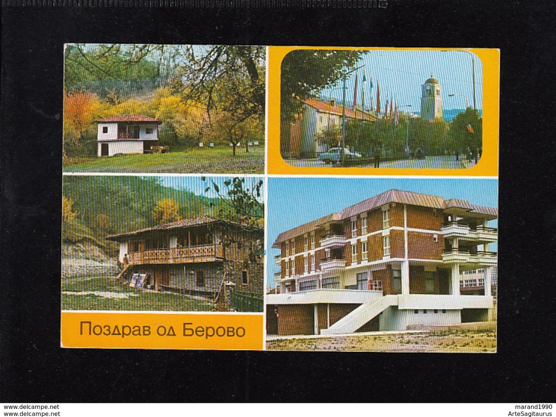 BEROVO (6196) ** - Macédoine