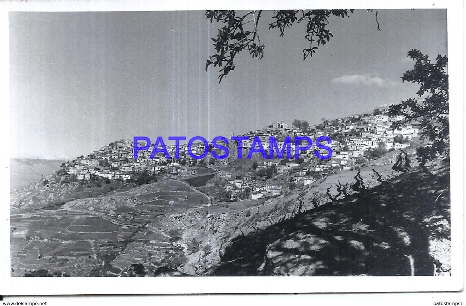 126482 GREECE HELP VIEW GENERAL ARACHOVA ON THE PARNASS POSTAL POSTCARD - Griechenland
