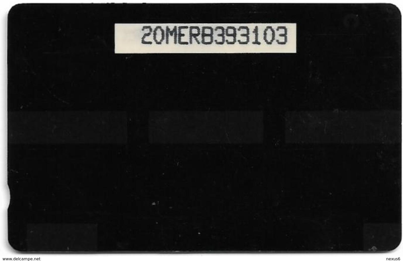 UK (Mercury) - A Few Dollars More, 20MERB - MER261, 3.196ex, Used - Reino Unido