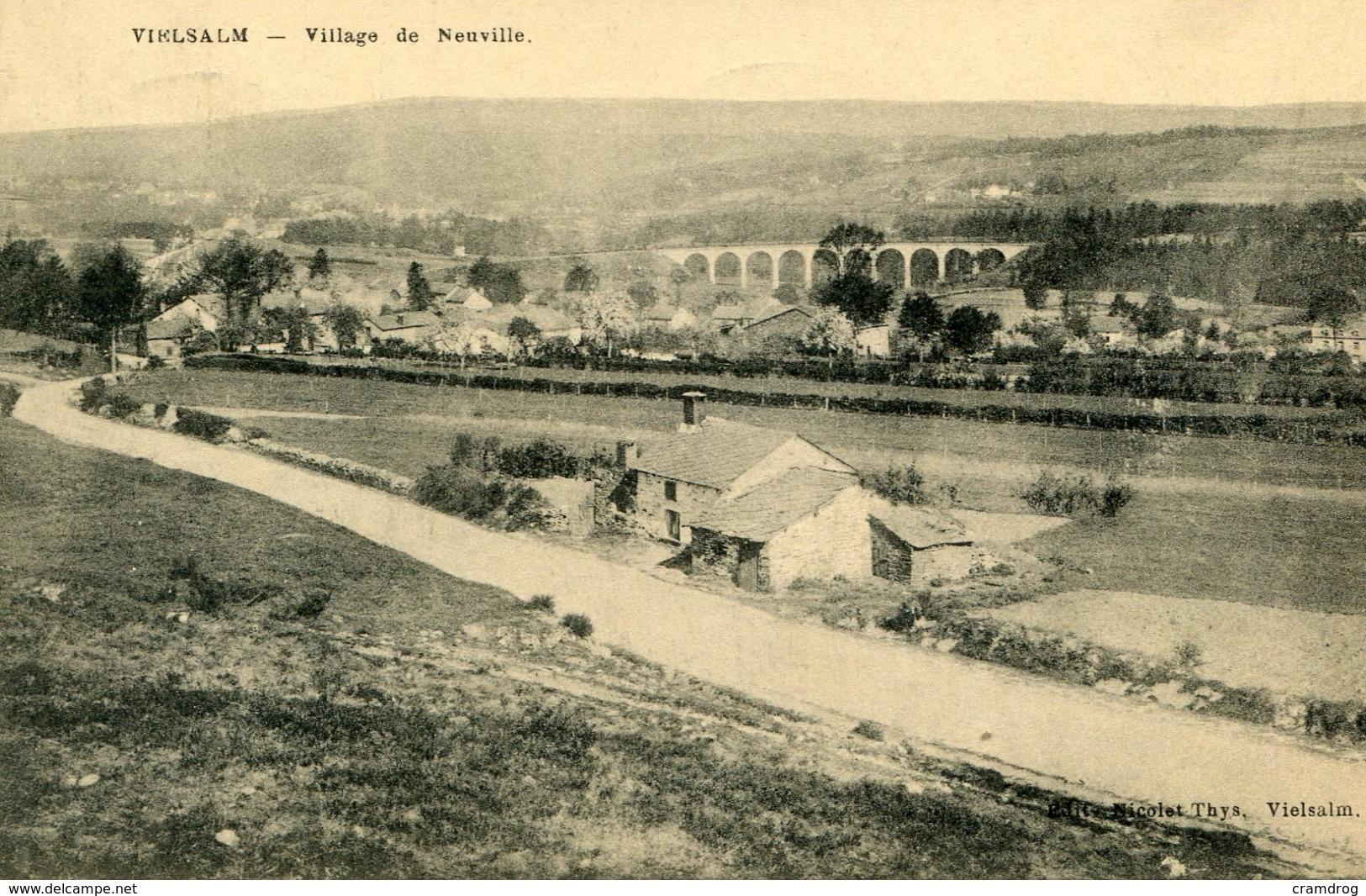 Vielsalm Village De Neuville - Vielsalm