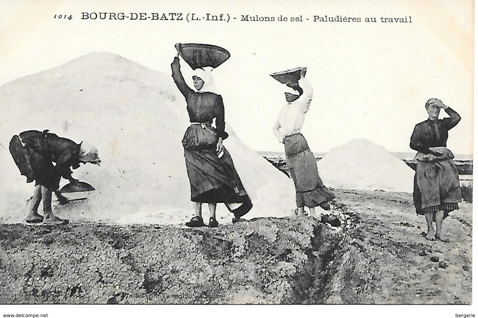12/17      44    Bourg De Batz     Mulons De Sel   Paludiéres Au Travail      (animations) - Batz-sur-Mer (Bourg De B.)