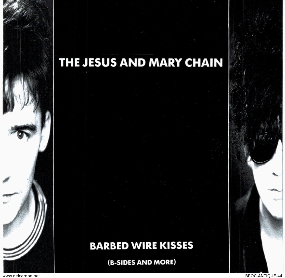 CD N°6564 - THE JESUS AND MARY CHAIN - BARBED WIRE KISSES - COMPILATION 20 TITRES - New Age