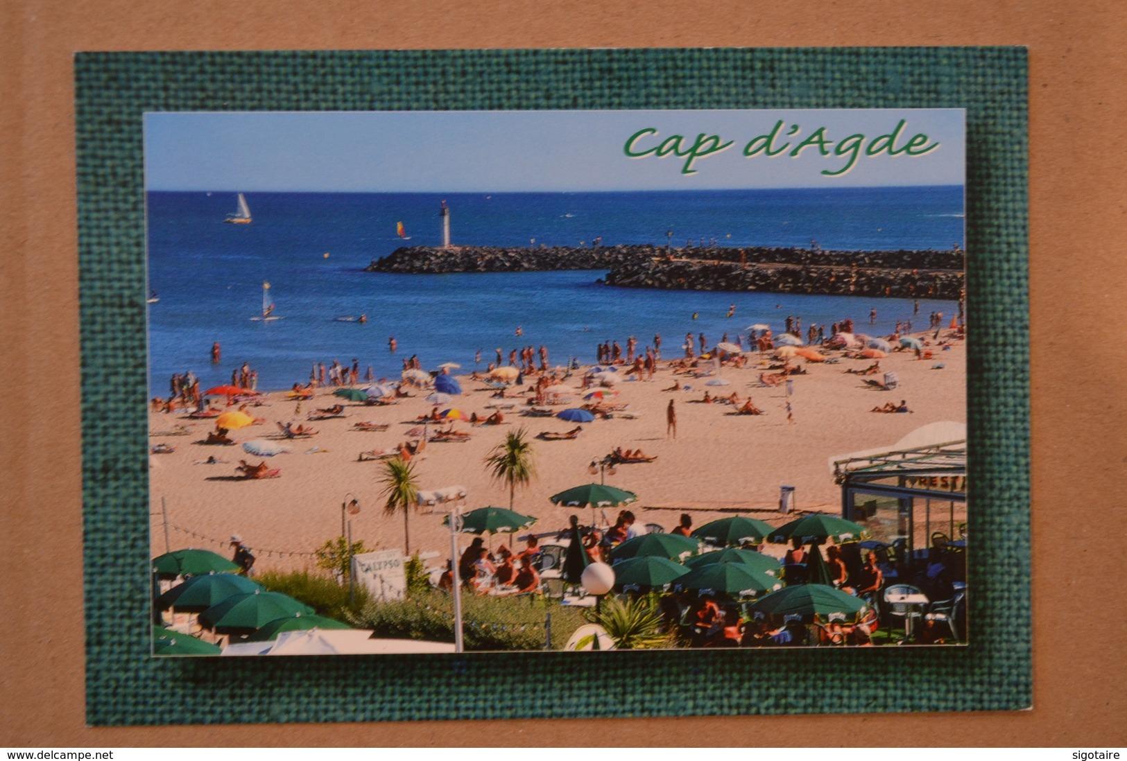 Cap Adge - La Plage - Agde