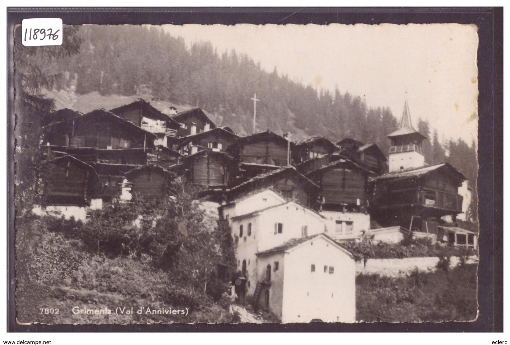 GRIMENTZ - TB - VS Wallis