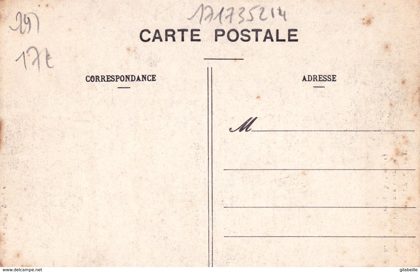 29 - Finistere -   CHATEAUNEUF Du FAOU  - Portail De L Ancienne Chapelle De N.D Des Portes - Châteauneuf-du-Faou