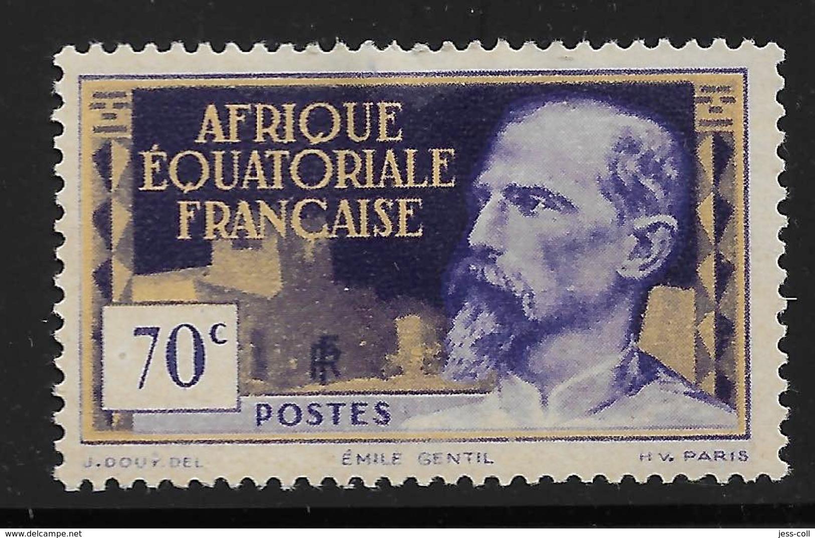 Maury 82 - 70 C Emile Gentil - * - Unused Stamps