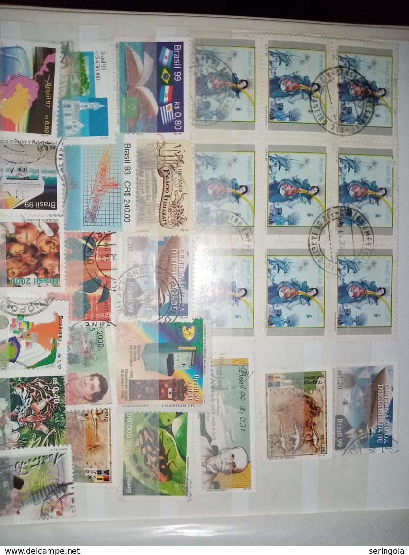 Smail Lot Brazil - Briefmarken