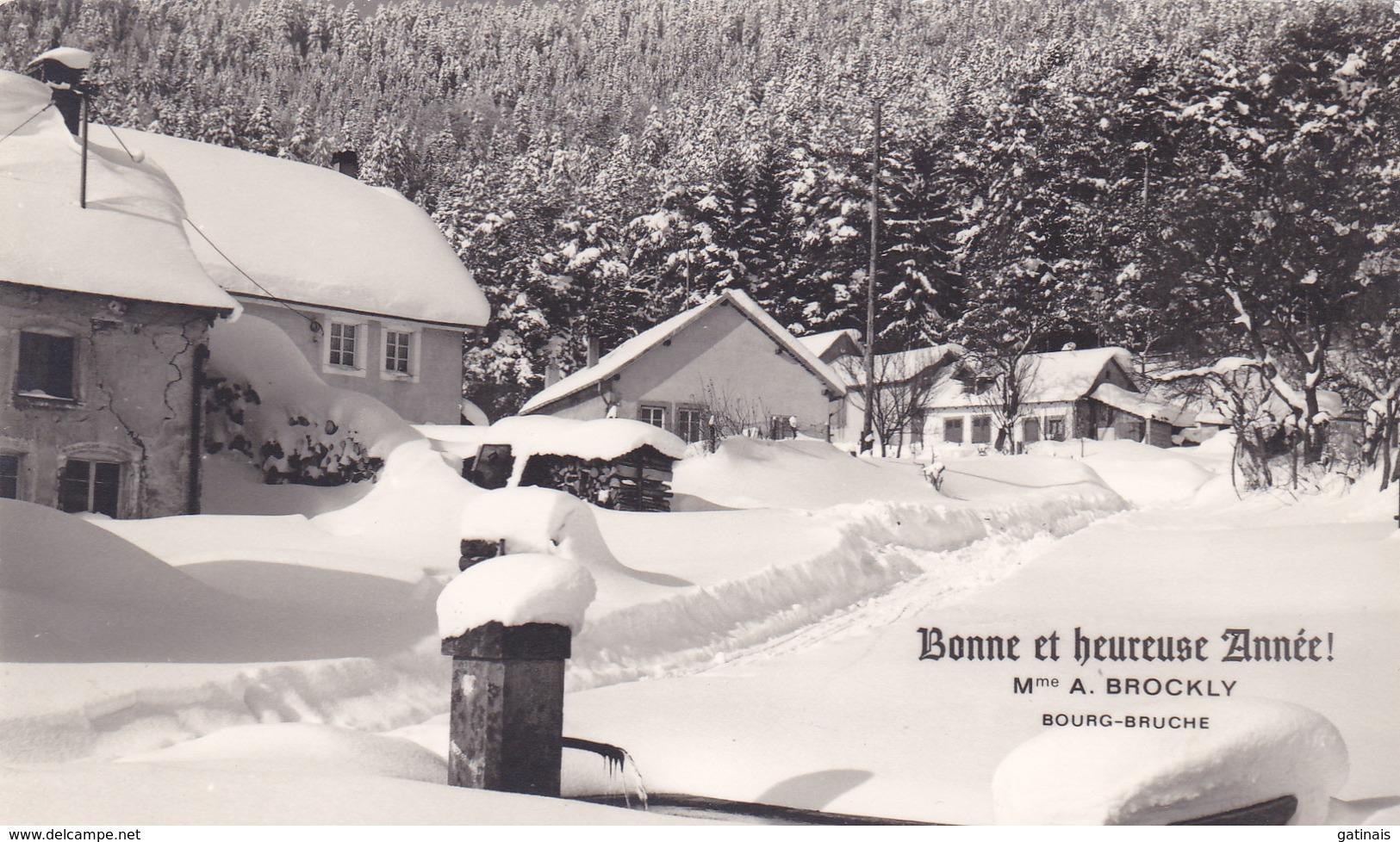 01-ain-bourg-bruche-photo - Autres