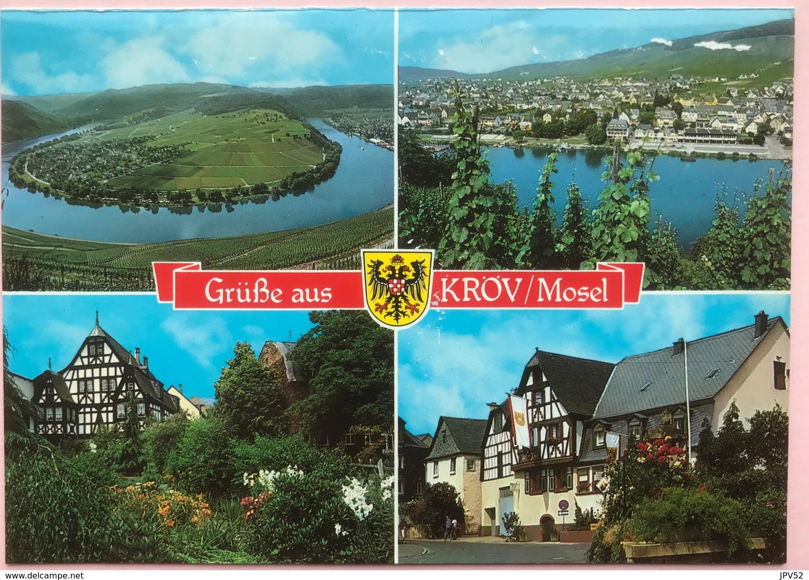 (2426) Grüss Aus Krov - Mosel - Souvenir De...