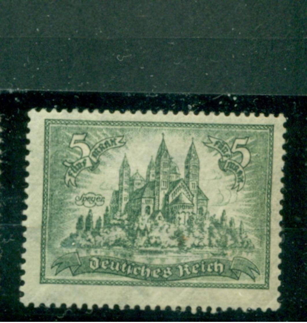 Deutsches Reich, Köln, Nr. 367 Falz * - Gebraucht