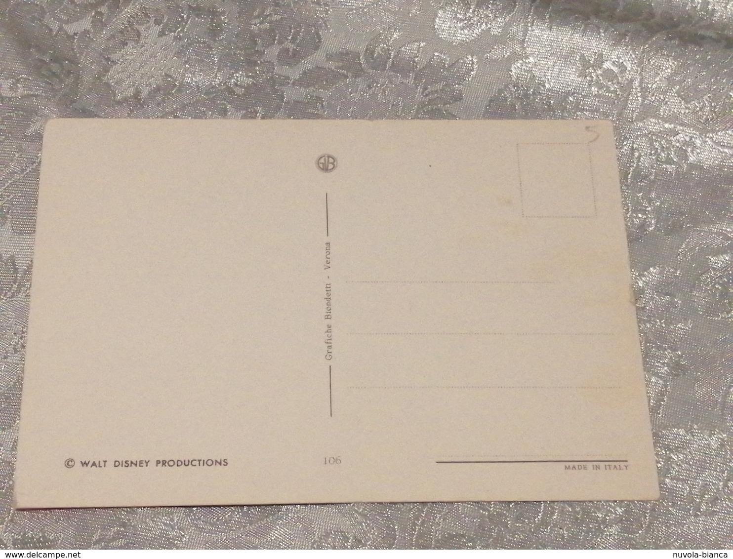 Pluto Topolino , Cartolina, No Circolata Del 1990,2000 - Other