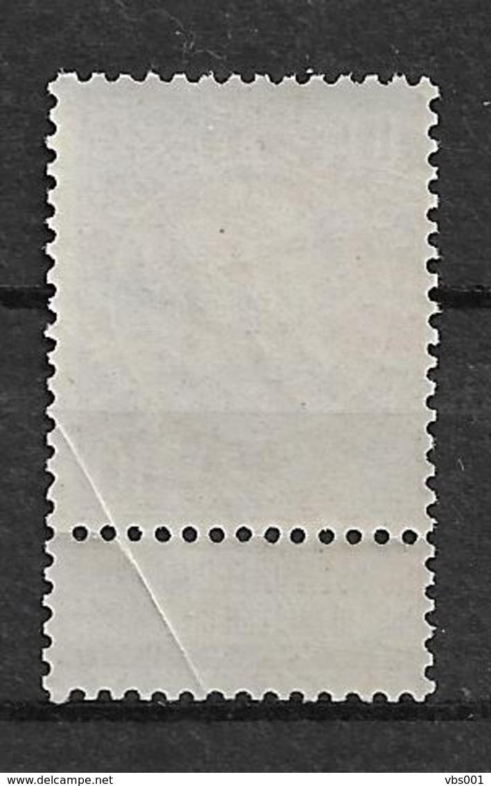 OBP58, Postfris** Met Hoekplooi - 1893-1900 Fine Barbe