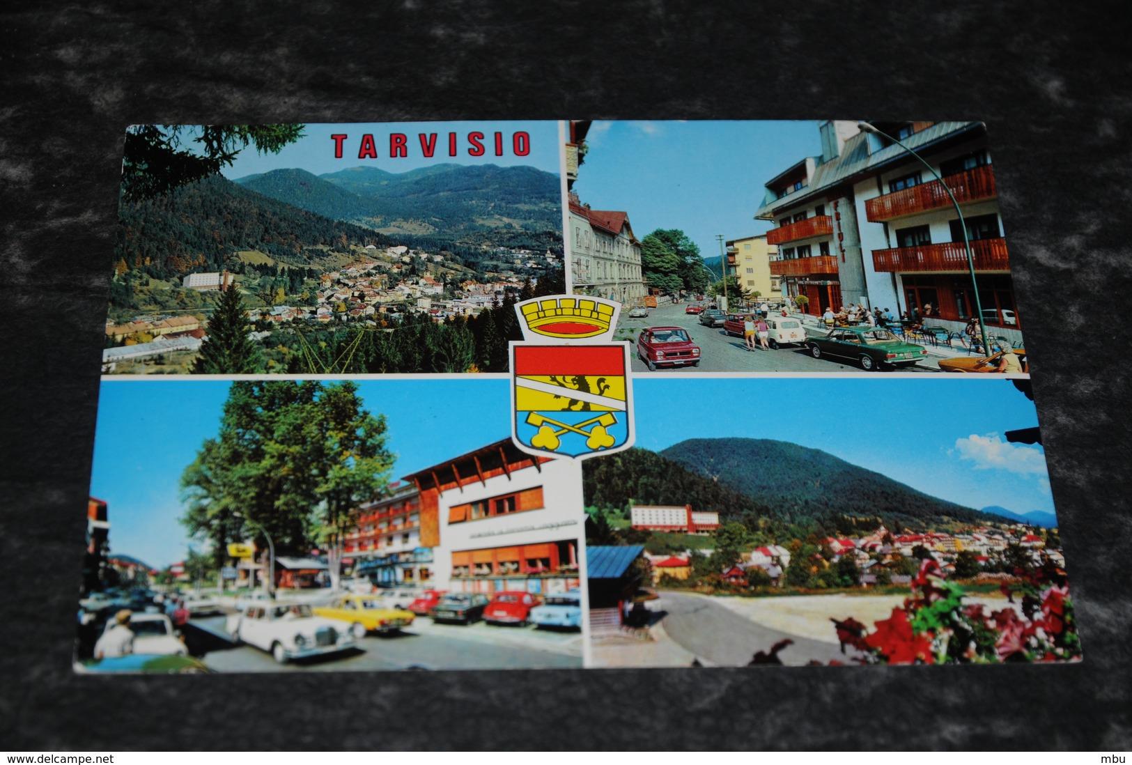 8764      TARVISIO / Auto / Car / Coche / Voiture - Udine