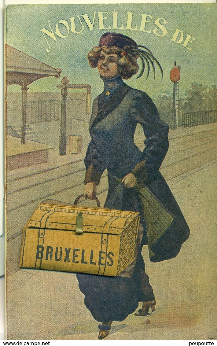NOUVELLES DE BRUXELLES. - Brüssel (Stadt)