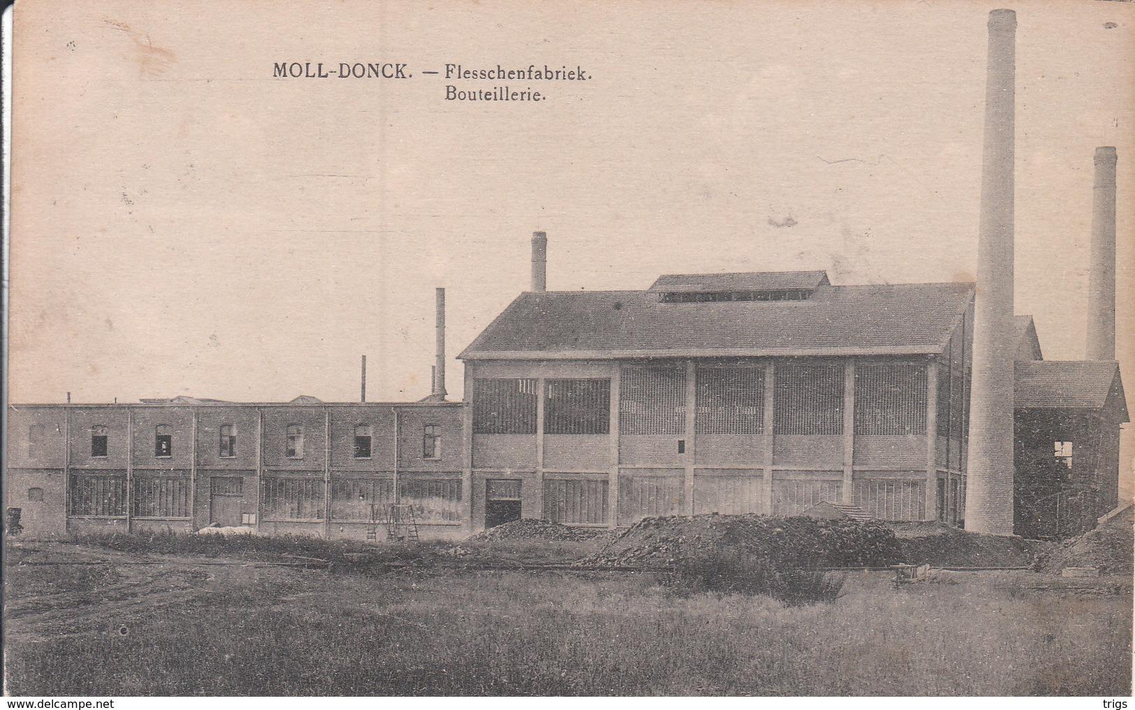 Donck - Flesschenfabriek - Mol