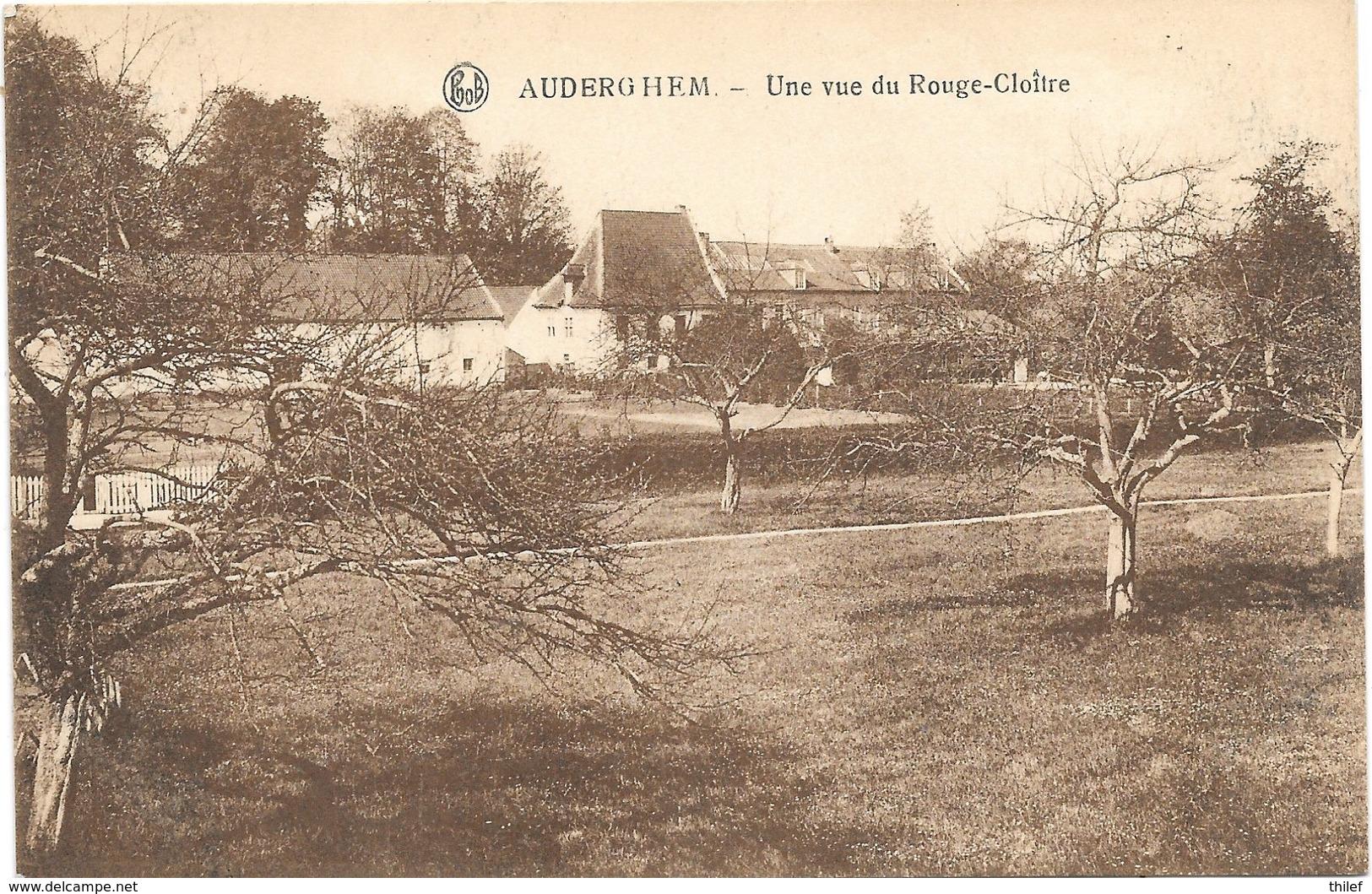 Auderghem NA14: Une Vue Du Rouge-Cloître - Auderghem - Oudergem